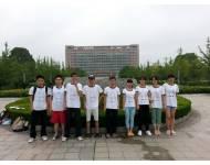 中国计量学院夏日地铁侠暑期社会实践小分队