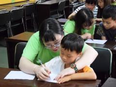 """长江师范学院志愿者顺利开展暑期""""三下乡""""系列教育帮扶活动"""